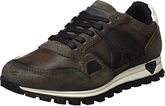 36ht004-205100, Sneakers Basses Homme - Noir (Schwarz 100), 41 EUDockers by Gerli