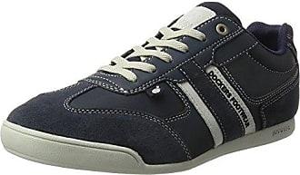 40br002-211100, Sneakers Basses Homme, Noir (Schwarz 100), 44 EUDockers by Gerli