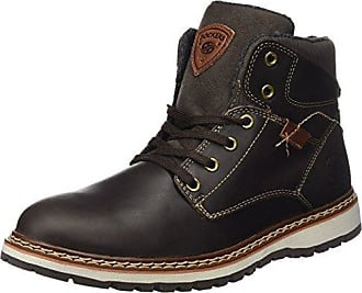 Mens 38AY603-700480 Classic Boots, Green (Camouflage 480), 7.5 UK Dockers by Gerli