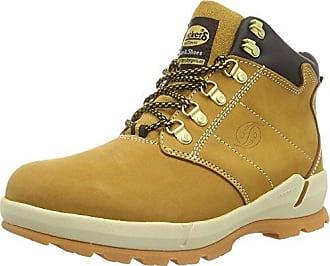 Dockers by Gerli 39or001, Sneaker a Collo Alto Uomo, Giallo (Golden Tan 910), 41 EU