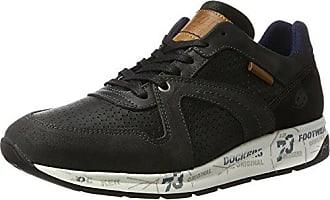 Mens 38po010-201391 Low-Top Sneakers, Dunkelbraun-Hellbraun Dockers by Gerli