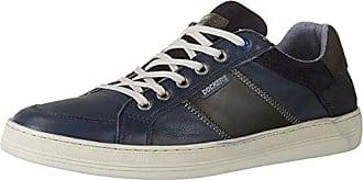 34sa801-201612, Sneakers Basses Homme, Bleu (Hellblau/Grau), 44 EUDockers by Gerli