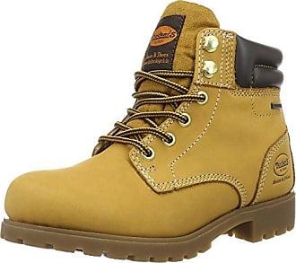 Dockers by Gerli Damen 41JU204-300910 Desert Boots, Gelb (Golden Tan), 41 EU