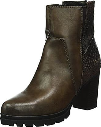 37ol202-610320, Bottes Rangers Femme - Marron (Cafe 320), 41 EUDockers by Gerli