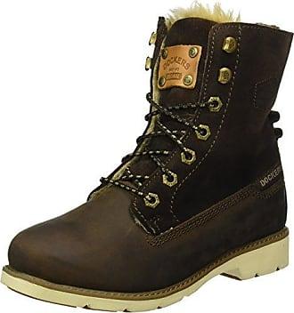 35xe209-400320, Desert Boots Femme, Marron (Cafe), 39 EUDockers by Gerli