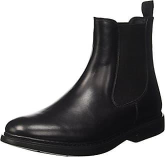 Docksteps Hombre Zapatos Brogue Negro Size: 43 EU