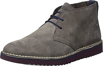 Docksteps Business Light Ankle Boot 1512, Botas Desert para Hombre, Gris (Dark Grey 410), 40 EU