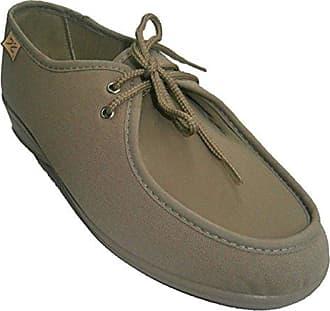 Doctor Cutillas Schuhputzfrau Sehr Breite Füße mit Klett Ferse und rist Geröstetes Größe 40