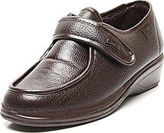 Doctor Cutillas Super Breites Velcro Sneakers Marineblau Größe 37
