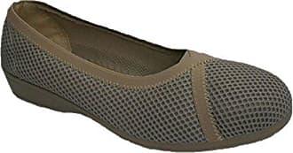 Geschlossene Schuhe sehr bequem und sehr breit Doctor Cutillas beig größe 35