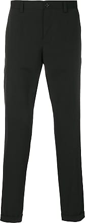 classic cropped chinos - Black Dolce & Gabbana