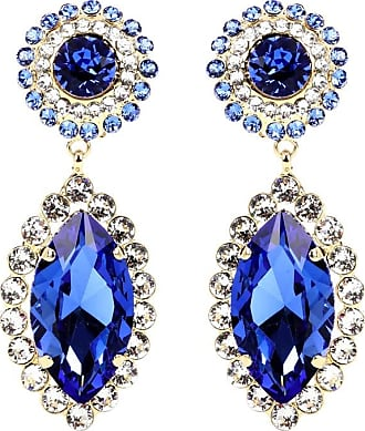 gabbana m earrings dolce jewelry melograno listing crystal and clip