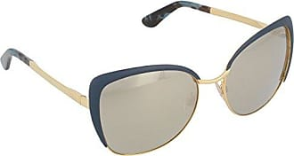 Womens 0DG2178 13128G Sunglasses, Matte Black/Gradient, 57 Dolce & Gabbana