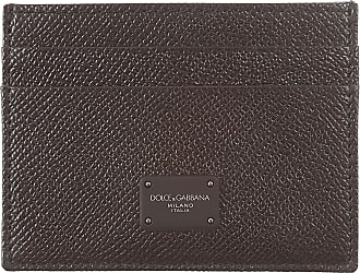 Card Holder for Women On Sale, Red, Leather, 2017, One size Dolce & Gabbana