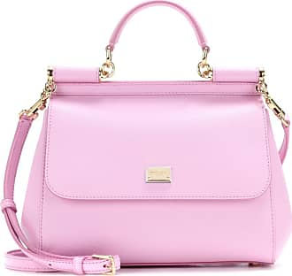 Dolce Soft mini tote bag - Pink & Purple Dolce & Gabbana