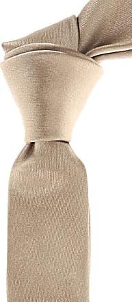 Ties On Sale, Beige, Silk, 2017, one size Dolce & Gabbana