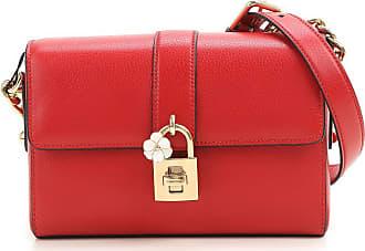 gebraucht - Schultertasche - Damen - Bordeaux - Leder Dolce & Gabbana