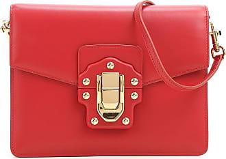 Tasche für Damen Günstig im Sale, Schwarz, Leder, 2017, one size Dolce & Gabbana