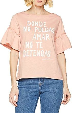 Dolores Promesas Pv18 1059B, T-Shirt Femme, (Blue Azul), Large(Taille Fabricant:Large)