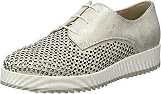 Donna PIU Lucilla, Zapatos de Cordones Derby para Mujer, Azul (Indaco 001), 40 EU Donna Più