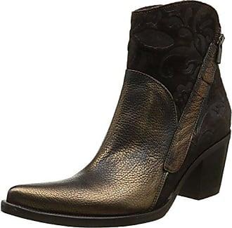 Women Boots, Bottes Classiques Femme - Marron - Marron (Bois)Schutz