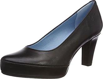 SC3647, Zapatos con Plataforma para Mujer, Negro (Nero Nero), 40 EU GrÜnland