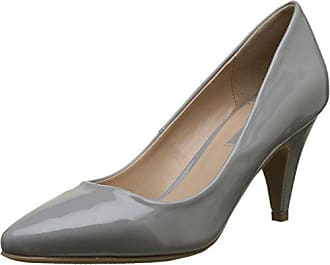 Pumps, Zapatos de Tacón con Punta Cerrada para Mujer, Gris (240 Titan), 39 EU Jane Klain