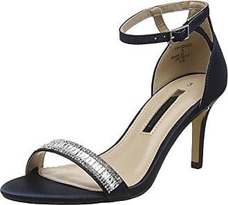 Icon Glitter, Zapatillas de Estar por Casa para Mujer, Azul (Navy Blue 200), 37 EU Dorothy Perkins