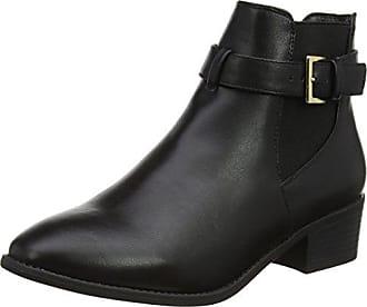 Savoy, Bottes Classiques Femme, Noir (Black), 36 EUDorothy Perkins