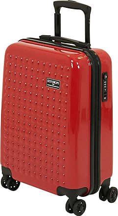 Valise rigide Dot Drops Chapter 2 - 63 cm Rouge