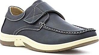 Dr Keller Einfacher schließender beiläufiger Schuh für Männer durch Größe 8 UK/42 EU - Braun