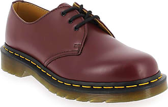 Dr. Martens Shore Tomi Pet, Escarpins Salomé Femme, Rouge (Oxblood), 37 EU
