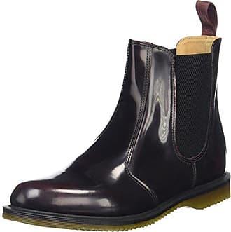 Oh My Shop Damen Chelsea Boots, Schwarz - Schwarz - Größe: 36 EU