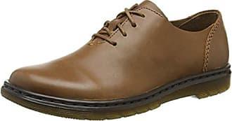 Lorrie III, Zapatos de Cordones Derby para Mujer, Negro (Black 001), 42 EU Dr. Martens