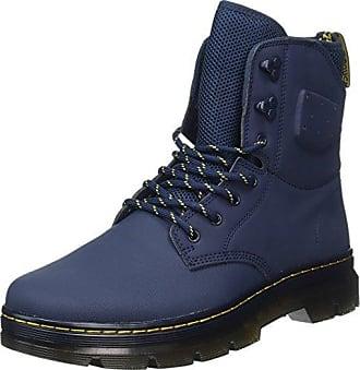 Chaussures Dr. Martens bleu indigo unisexe