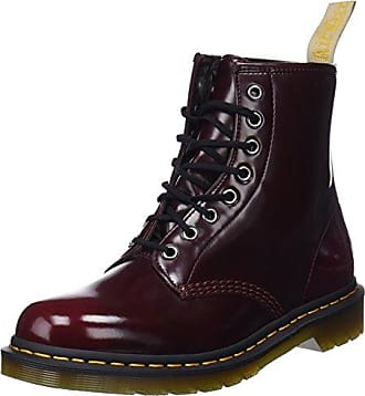 1490, Boots mixte adulte - Rouge (Cherry Red Smooth), 39 EU (6 UK)Dr. Martens