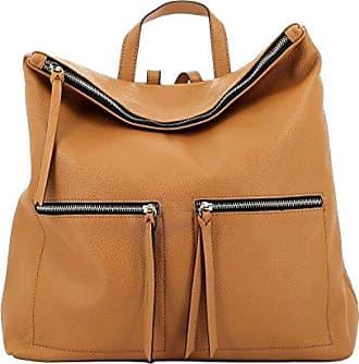 Leder Schultertasche Farbe Braun - Italienische Lederwaren - Damentasche Dream Leather Bags Made in Italy