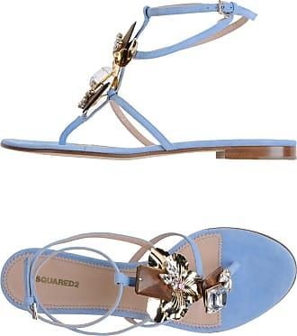 FOOTWEAR - Toe post sandals Dsquared2