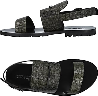 Sandals for Men On Sale, navy, Leather, 2017, 5.5 6.5 7 9 9.5 Dsquared2