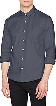 Birch, Chemise Casual Homme, Gris (Grey CS13), XLDuck and Cover