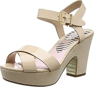 Eleyna, Chaussures de Fitness Femme, Beige (Blush), 39 EUDune London