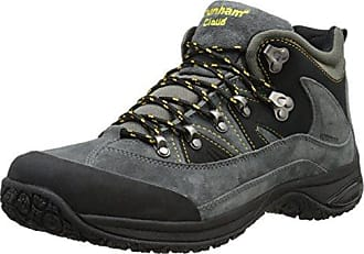 Dunham Men's Cloud Mid Cut Waterproof Boot, Grey, 42.5 B(N) EU