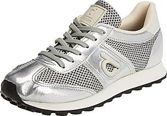 DUUO Quim, Zapatillas para Mujer, Blanco (Blanco Grabado Off White), 37 EU