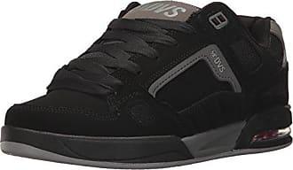 DVS Apparel Quentin, Zapatillas de Skateboarding para Hombre, Noir (Black Waxed Canvas), 42 EU