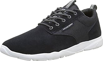 DVS Shoes Portal, Zapatillas para Hombre, Grau (Charcoal Grey Leather), 44.5 EU