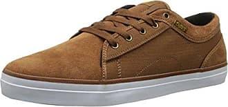 C1RCA - Zapatillas de Piel para hombre Marrón marrón 40, color Marrón, talla 7.5 / 40