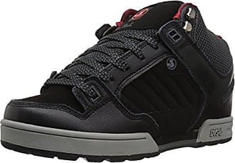 DVS Shoes Premier, Sneaker Uomo, Nero (Black Grey Jacquard 001), 40 EU