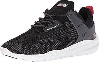 DVS Enduro 125, Zapatillas de Skateboard para Hombre, Negro (Black Nubuck 001), 48.5 EU DVS