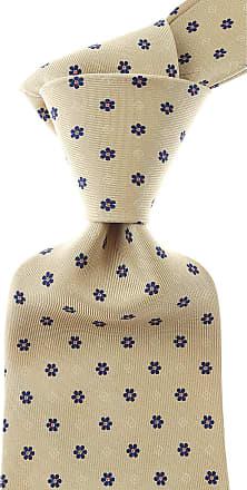 Ties On Sale, Yellow, Silk, 2017, one size E. Marinella