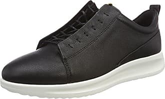 Ecco Felicia - Zapatillas Bajas, Mujer, Negro (Black1001), 36 EU Ecco